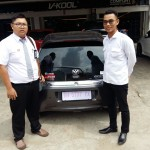 Foto Penyerahan Unit 5 Sales Marketing Mobil Dealer Honda Kevin