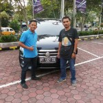 Foto Penyerahan Mobil 15 Sales Marketing Dealer Suzuki Balikpapan