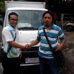 Foto Penyerahan Unit 2 Sales Marketing Mobil Dealer Daihatsu Semarang By Arif