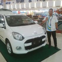 Sales Marketing Mobil Dealer Daihatsu Manado Sulawesi Utara