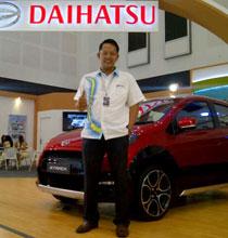 Sales Marketing Mobil Dealer Daihatsu Surabaya Yudhi Andjar Indarto