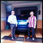 Foto Penyerahan Unit 4 Sales Marketing Mobil Dealer Honda Jember Mero