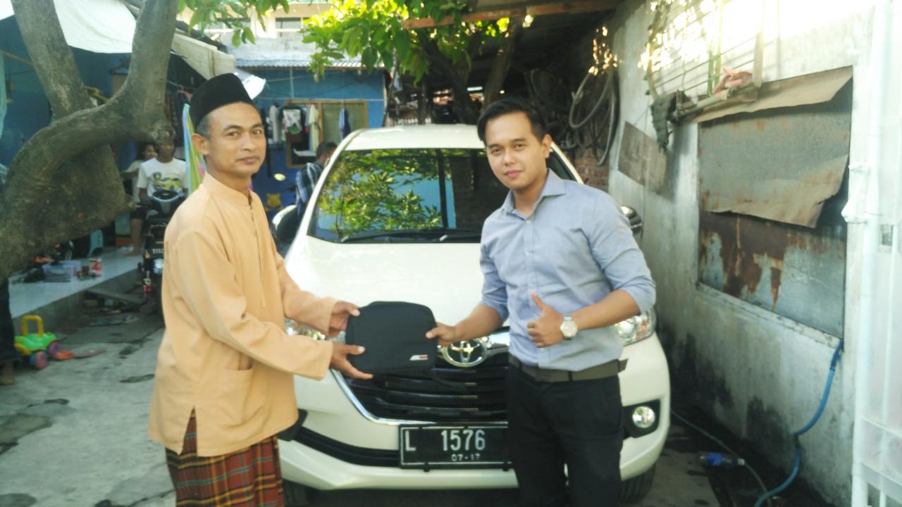 Sales Marketing Mobil Dealer Toyota Gresik Dwi Setiyo