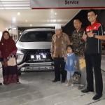 DO 4 Sales Marketing Mobil Dealer Mitsubishi Didiek
