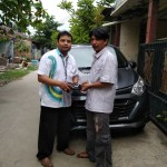 Foto Penyerahan Unit 6 Sales Marketing Mobil Daihatsu Bogor Taufiq