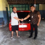 DO 5 Sales Marketing Mobil Dealer Honda Aji