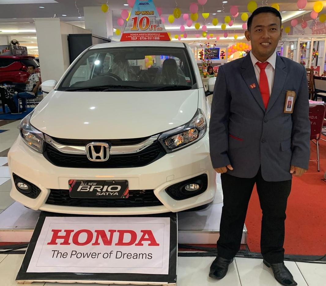 Sales Marketing Mobil Honda Yudi